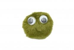Καρφίτσα παιδική - εφηβική πράσινη σε διαστάσεις 75Χ60mm