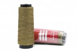 Κλωστή κεντήματος τρίκλωνη Golden Metallic Yarn 3-10 σε σκούρο χρυσό χρώμα