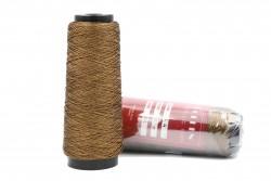 Κλωστή κεντήματος τρίκλωνη Golden Metallic Yarn 3-4 σε χάλκινο χρώμα