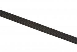 Λάστιχο σε μαύρο χρώμα 8mm