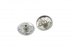 Σούστες μεταλλικές ασημί Kohinoor No1 διαμέτρου 8.5-8mm