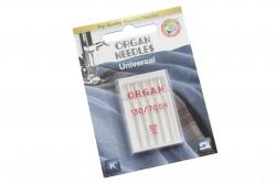 Βελόνες ραπτομηχανής Organ Needles 100/16, περιλαμβάνει 5 τεμάχια