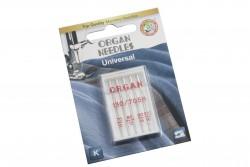 Βελόνες ραπτομηχανής Organ Needles 70/10 80/12 90/14 100/16, περιλαμβάνει 5 τεμάχια