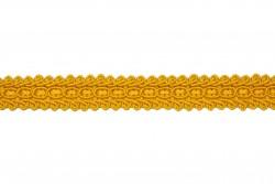 Τρέσα ρεγιόν σε κίτρινο 16mm