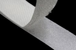 Ταινία Velcro 50mm σε λευκό (αρσενικό - θηλυκό)