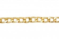 Αλυσίδα σε χρυσό χρώμα 8mm