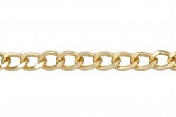 Αλυσίδα σε χρυσό χρώμα 12mm